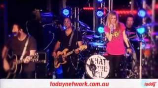Download PUSH - AVRIL LAVIGNE - LIVE AT 2DAY FM ROOFTOP AUSTRALIA MP3 song and Music Video
