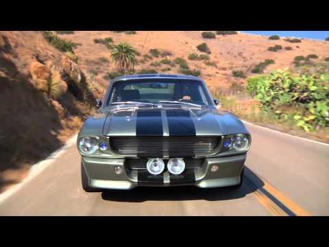 "Shelby GT500 1967 ""Eleanor"" Tribute"
