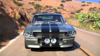 "Shelby GT500 1967 ""Eleanor"" Tribute"