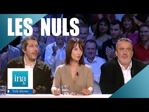 Les Nuls 'L'intégrule 2'  - Archive INA