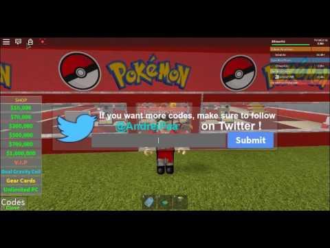 Pokémon Tycoon!  Promo code (NOTEXPIRED)