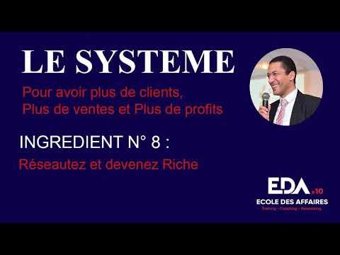 Coach Saifeddine : Réseautez Et Devenez Riche