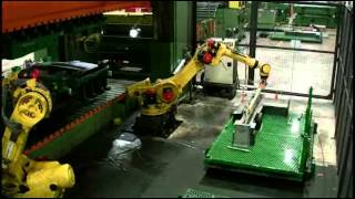 Prime Controls DS210 Double Sheet Detector on Robotic End of Arm