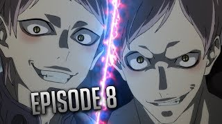 Say Goodbye To The Twins - Juuni Taisen Episode 8 Review