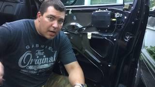 Window Regulator Rear Left Driver Side Fits Mercedes ML350 ML500 W163 1637300146