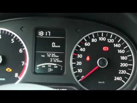 volkswagen polo 6r 14l 85ch sportline intrieur youtube