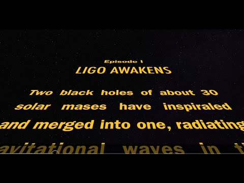 IFT in Jam Science: LIGO awakens (English version)