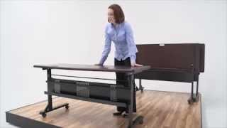 Mobile Nesting Training Table | Balt | National Business Furniture