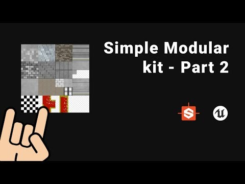 Matt Parkin: Simple Modular kit - Part 2