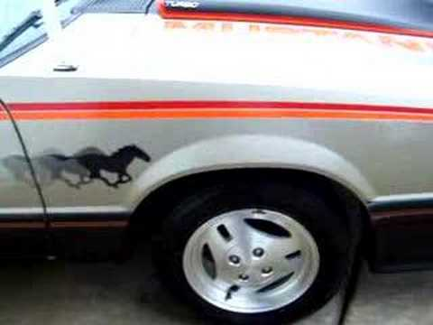 1979 FORD MUSTANG INDY PACE CAR ONLY 105 MILES UPDATE SOLD!!!!! - YouTube & 1979 FORD MUSTANG INDY PACE CAR ONLY 105 MILES UPDATE SOLD ... markmcfarlin.com