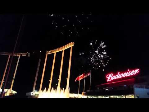 Kansas city Royals fireworks