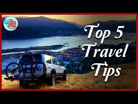 Top 5 Travel Tips and Tricks (Road Trip) | Travel Hacks and Tips | Askme