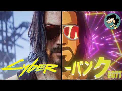 IF CYBERPUNK 2077 WAS AN ANIME - MALEC