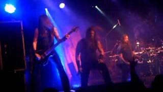 Amon Amarth - As Long As The Raven Flies 30.12.2008,  Zeche Bochum