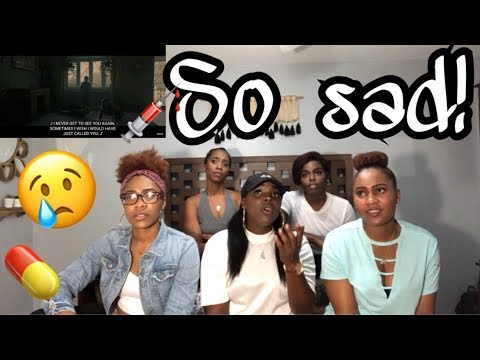 NF How Could You Leave Us Official Music Video *Reaction*