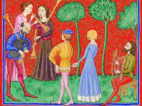 Guillaume de Machaut: J'aim sans penser