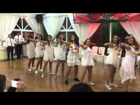 cena baile 2015. MUSICAL MAMMA MIA - YouTube - photo#9