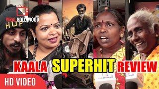 Kaala CRAZY Public Review | HINDI & TAMIL | Kaala Will Break Baahubali Record | Rajnikanth