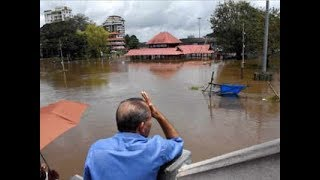 Kerala Floods: Siva Temple stays under water even as water level decreases