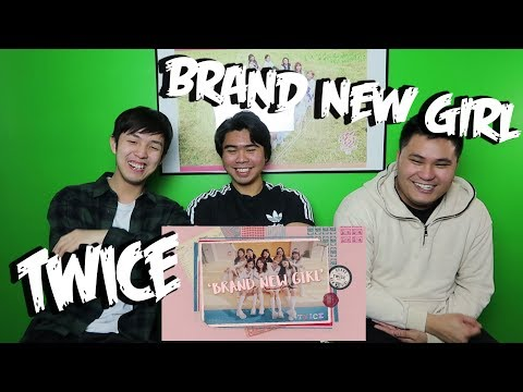 TWICE - BRAND NEW GIRL MV REACTION (FUNNY FANBOYS)