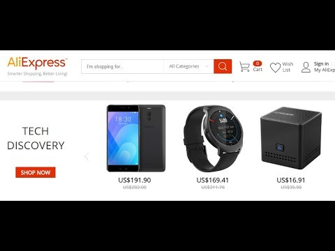 Importing from China to Nigeria, USA, India and any Country by shopping on Aliexpress: