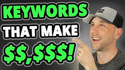 Keyword Research For SEO - How To Find Low Competition High Volume Keyword Phrases