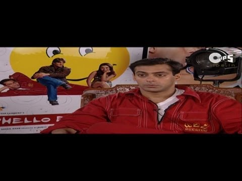 Hello Brother - Movie Making - Salman Khan, Arbaaz Khan & Rani Mukherjee
