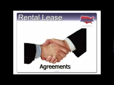 Understanding Leases and Rental Agreements
