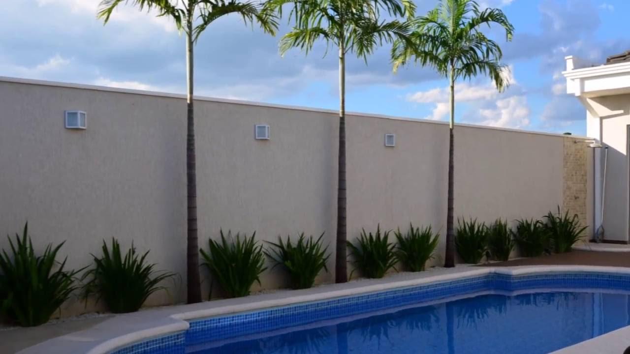 Fotos casa cl ssica t rrea com 03 suites com mezanino e for Foto casa classica