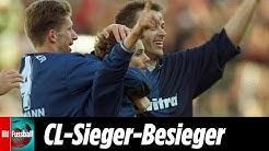 Wie Eintracht Trier Pokal-Geschichte schrieb | Champions-League-Sieger-Besieger