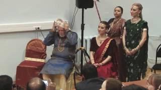 Вечер индийской культуры в ИСАА 22 04 16