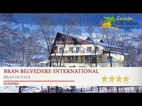 Bran Belvedere International - Bran Hotels, Romania