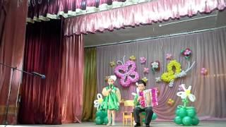 Конкурс «Волшебная страна – Детство» - песня – гармонист Тимошка