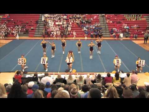 McCreary Central High School - 2015 KHSAA 12th Region Cheer Tournament