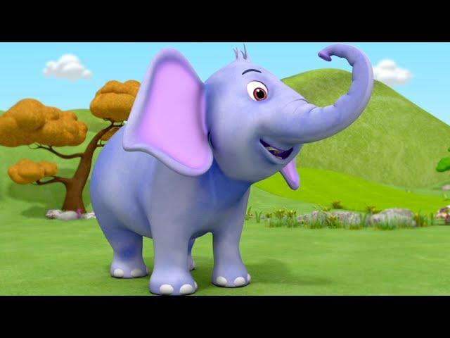 Hindi Nursery Rhymes | हिंदी कविताएं | बालगीत | बच्चों के लिए गाने | Kids Tv India