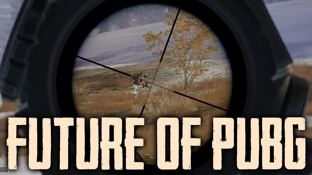 What's Next For PUBG? (Playerunknown's Battlegrounds) thumbnail
