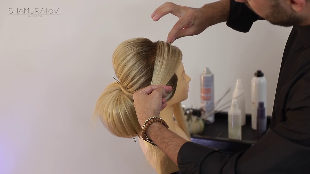 Hairstyle from Online Basic Course