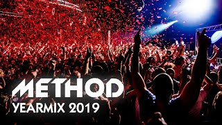 WORKOUT Drum & Bass Mix 2020 - Mixed by METHOD