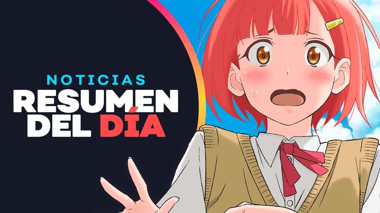 El Manga Erótico Dogeza de Tanondemita tendrá Anime, Fecha de Assault Lily: Bouquet y más - Noticias