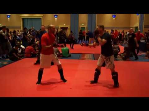 2018 ISKA U S  Open Sport MMA Tournament - Fight #2 - Chad Wade