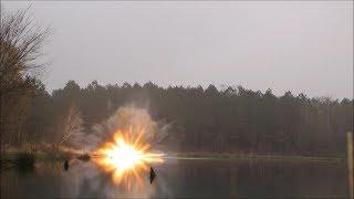 Sasquatch, Veteran Threw A Grenade At One, Hit It