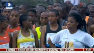 Access Bank Lagos City Marathon Pt3