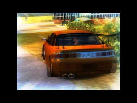 Project Torque. Nissan Silvia S14. HD Quality.