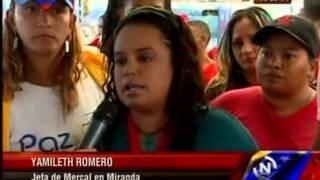 Mercal Miranda Inicia Feria Socialista del Pescado en el Municipio Sucre.