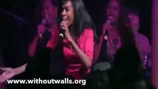 "Michelle Williams - ""Say Yes"" [Reprise] (Live: Without Walls Tampa, New Year"