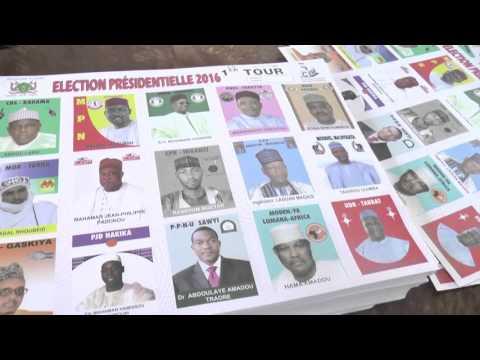 ELECTIONS NIGER BON