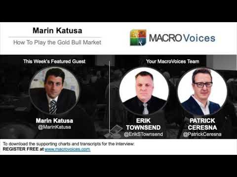 Marin Katusa: How to play the gold bull market