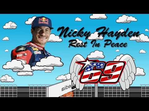 MiniBikers - Tribute to Nicky Hayden