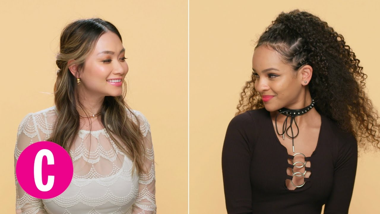 2 Flawless Hairstyles for Any Festival   Cosmopolitan + Shea Moisture