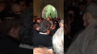 Macron Confronts Israeli Security at Church of Saint Anne, Considered French Territory, in Jerusalem
